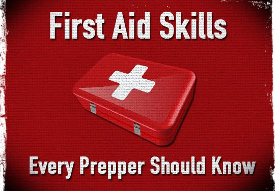 5 First Aid Skills You Should Equip yourself With