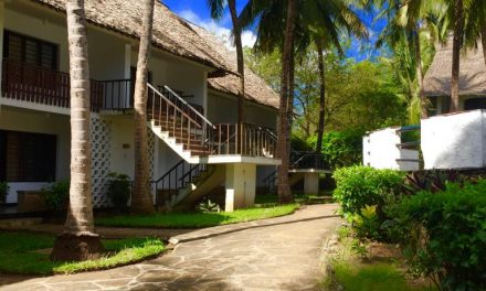 Milele Beach Hotel, Family Holiday Destination